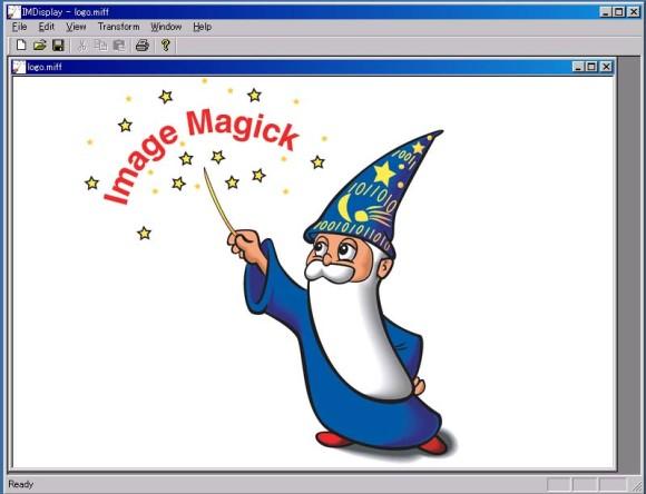 ImageMagick-TestCommand